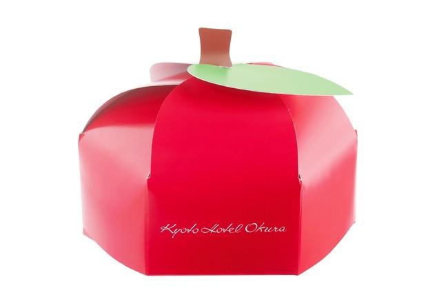 リンゴ型パッケージ