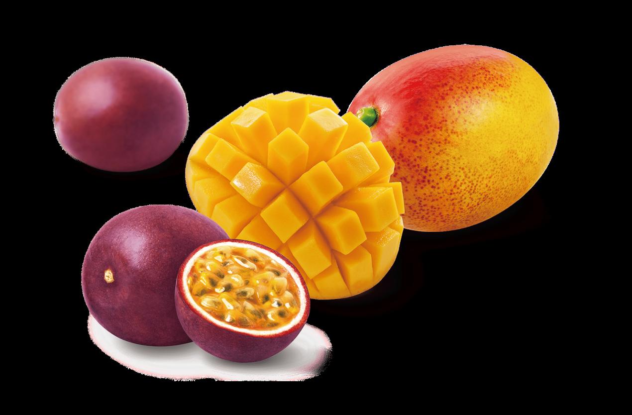 マンゴー&パッションフルーツイメージ