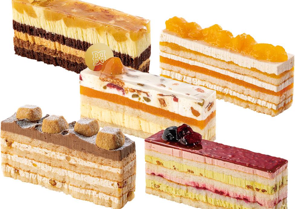 ケーキ一覧