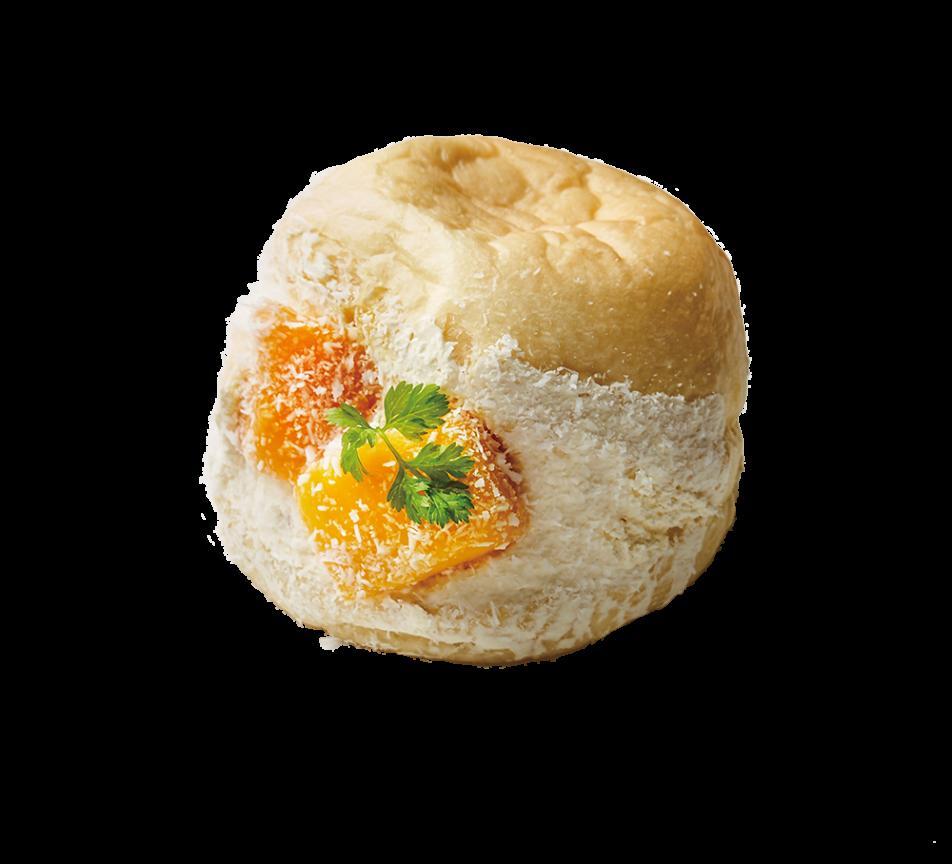 マンゴーホイップマリトッツォ