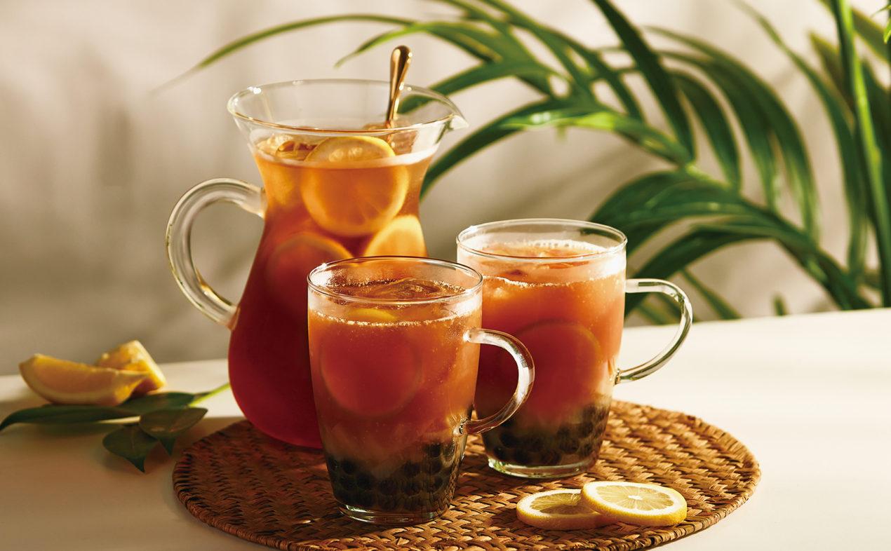 古早味檸檬紅茶