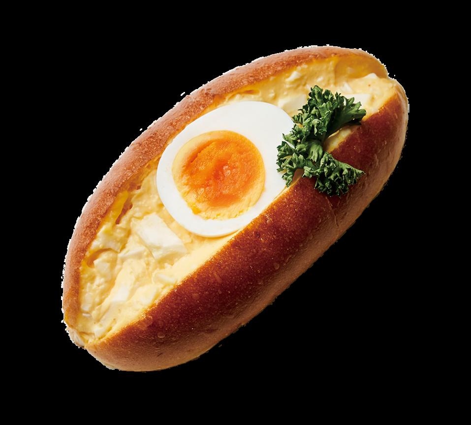 W卵コッペ