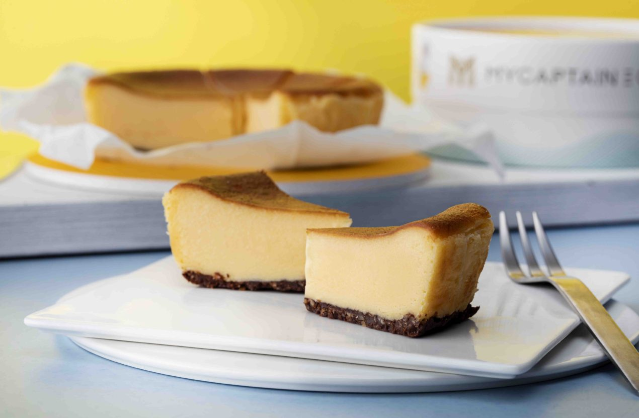 チーズケーキイメージ